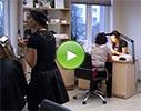 Ample, skaistumkopšanas salons video
