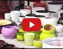 Askovita, keramikas darbnīca video