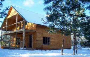 Atmatas ZS, дом для выходных