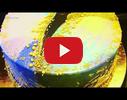 Cake art video