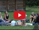 Cirmas ezerkrasts, atpūtas komplekss video