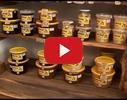 """Daugmales Jāņa bišu medus veikals """"Medus Istaba"""" video"""