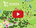 Esena Pārdaugavas dārzi video