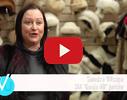 Gauja AB, kažokādu veikals-darbnīca video