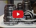 Hidrolats, SIA, metālapstrāde video