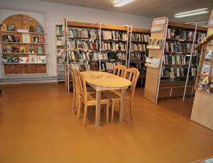 Iršu pagasta bibliotēka
