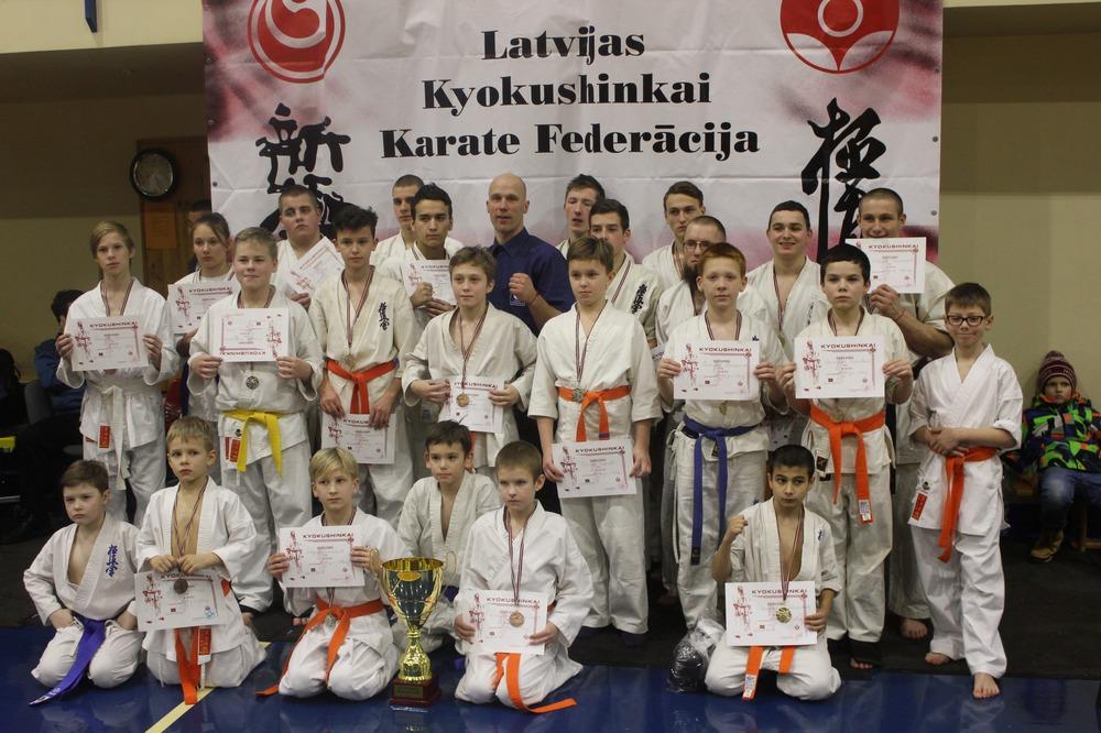 Kandavas karate klubs
