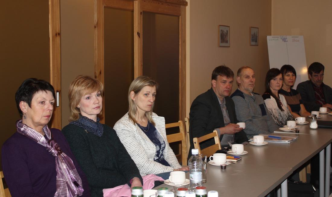 Novada uzņēmēju tikšanās ar domes vadību 28.februārī