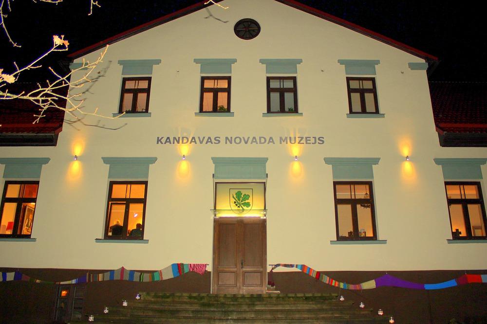 Kandavas novada muzejs 2015.gada 20.novembrī - muzeja