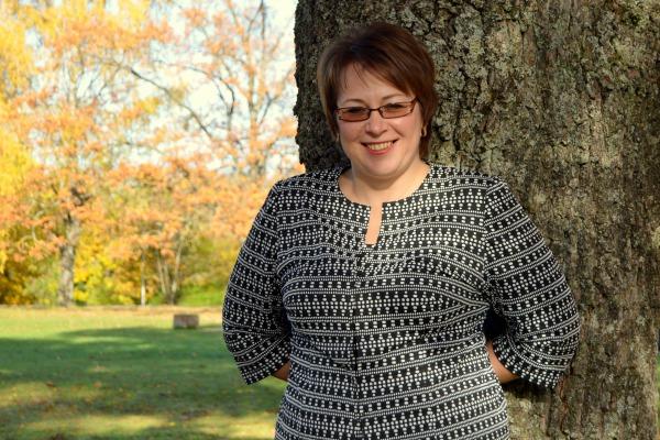 Kandavas novada Izglītības pārvaldes vadītāja Kristīne Elksnīte