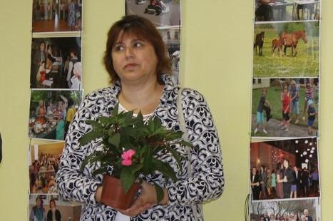 Kultūras un sporta pārvaldes vadītāja Iveta Grunte