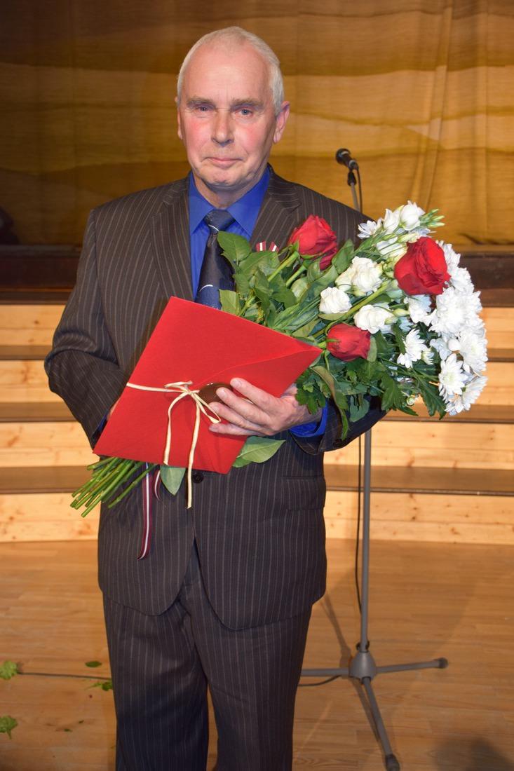 Kandavas novada Gada labdaris Ivars Jirgensons