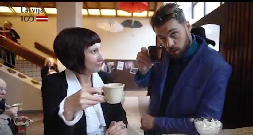 Screenshot no Rīgatv24