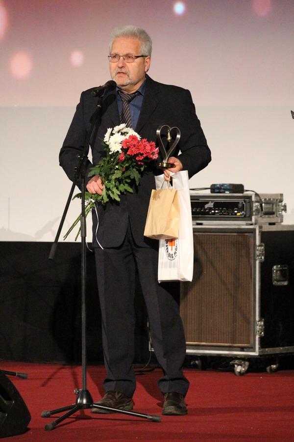 Andris Aleksīns- Goda donors 2016