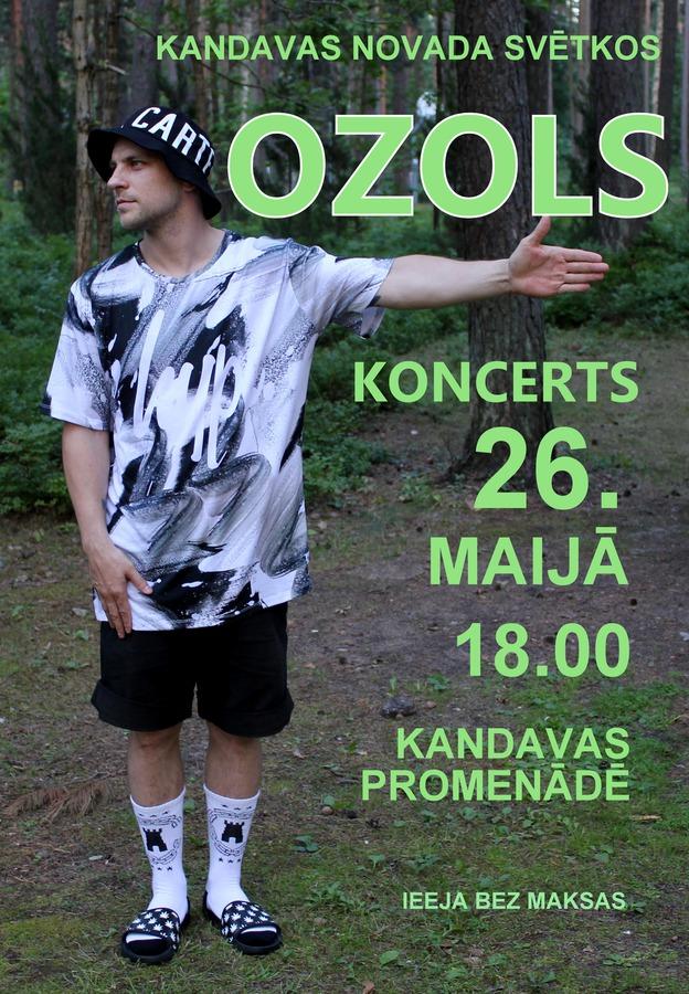 OZOLS koncerts