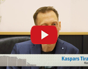 Kaspars Tirass video
