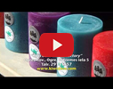 Kiwi Deco Candle Factory video