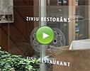 Le Dome, zivju restorāns video