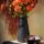 foto: JOLANTA BRĪGERE 2011Svēpētā keramika, slāpētā keramika, melnā keramika, roku darbs, hand made, craftman, ceramica, food fired, Latvia, Kandavas keramikas ceplis