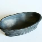 Trauciņš. Augstums 3 cm.Keramikas bļoda