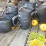 KRŪZES#pottery #ceramic #woodfired #travel #workshop#art #keramika