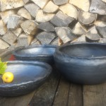 Bļodas#pottery #ceramic #woodfired #travel #workshop#art #keramika
