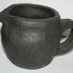 Keramikas izstrādājums- mērces trauks
