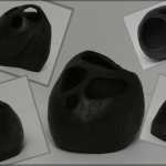 Keramikas vāžu komplekts