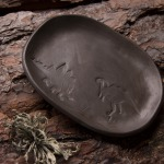 #keramika #ceramic #pottery #autumn #black #pot #tee #cup