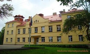 Medumu internātpamatskola
