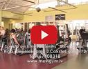 Mevi Gym, fitnesa klubs video
