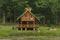 Pasaku namiņš pirts, piramīdas enerģētiskā spēka un seno zīmju vēstījumu parks