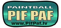 PIF PAF, peintbola parks, sports and recreation centre