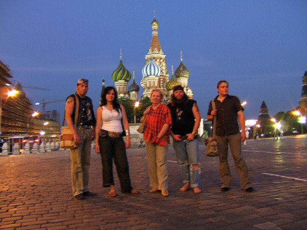 Holidays of solstices in Moscow