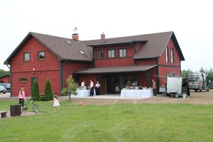 Raganas slota, guest house and camping