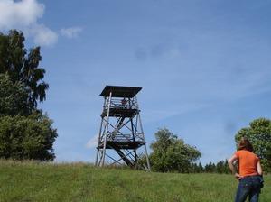 Skatu tornis pie Maitiķiem, observation tower