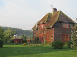 Teikas, дом для выходных