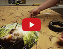 Todanoliglass, SIA, stiklinieku darbi video