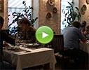 Uzbekistāna, restorāns video