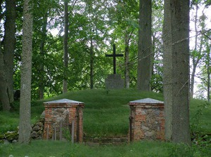 Vānes Baronu kapi