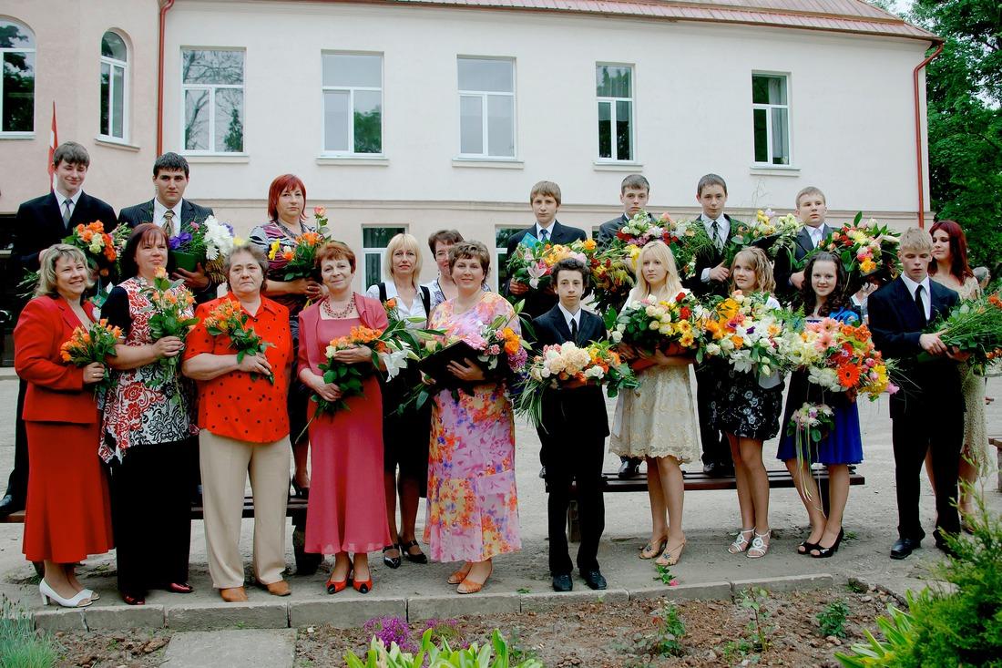 Vānes skolas izlaidums 2010
