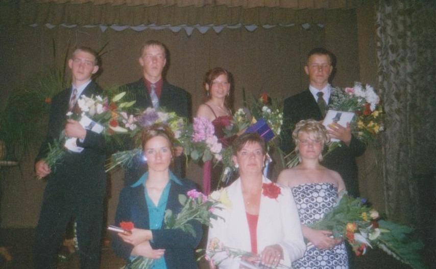 Vānes skolas izlaidums 2005
