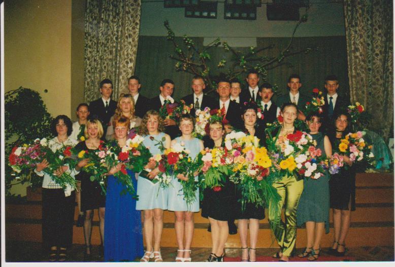 Vānes skolas izlaidums 2001