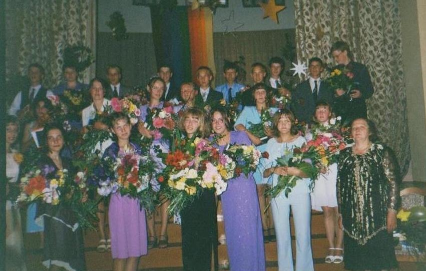 Vānes skolas izlaidums 2002