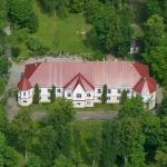 2012.gads. Vānes muižas ēka - pamatskola. Foto: Mihails Ignats