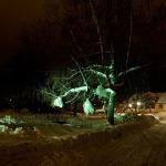 Kandava 2010.gada Ziemassvētkos. Foto: Egils Rēdmanis