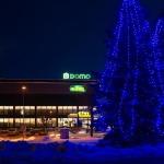 Kandava 2012.gada Ziemassvētkos. Foto: Egils Rēdmanis
