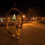Kandava 2014.gada decembrī. Foto: Egils Rēdmanis